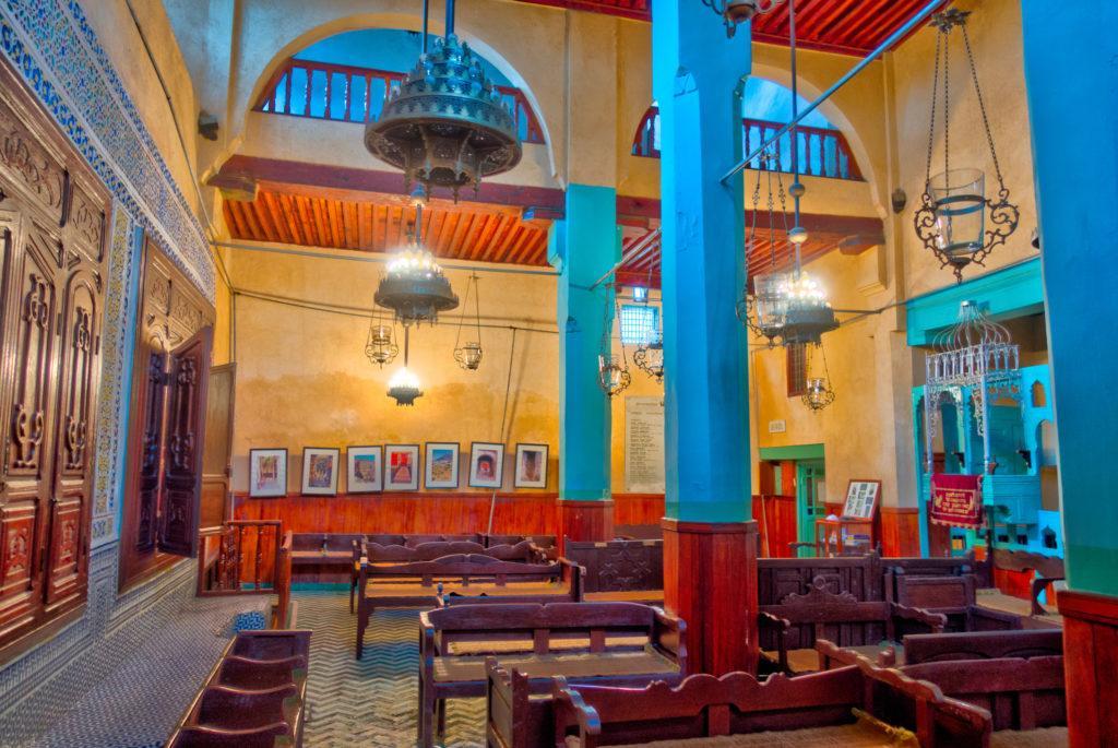 בית כנסת מרוקו -עו