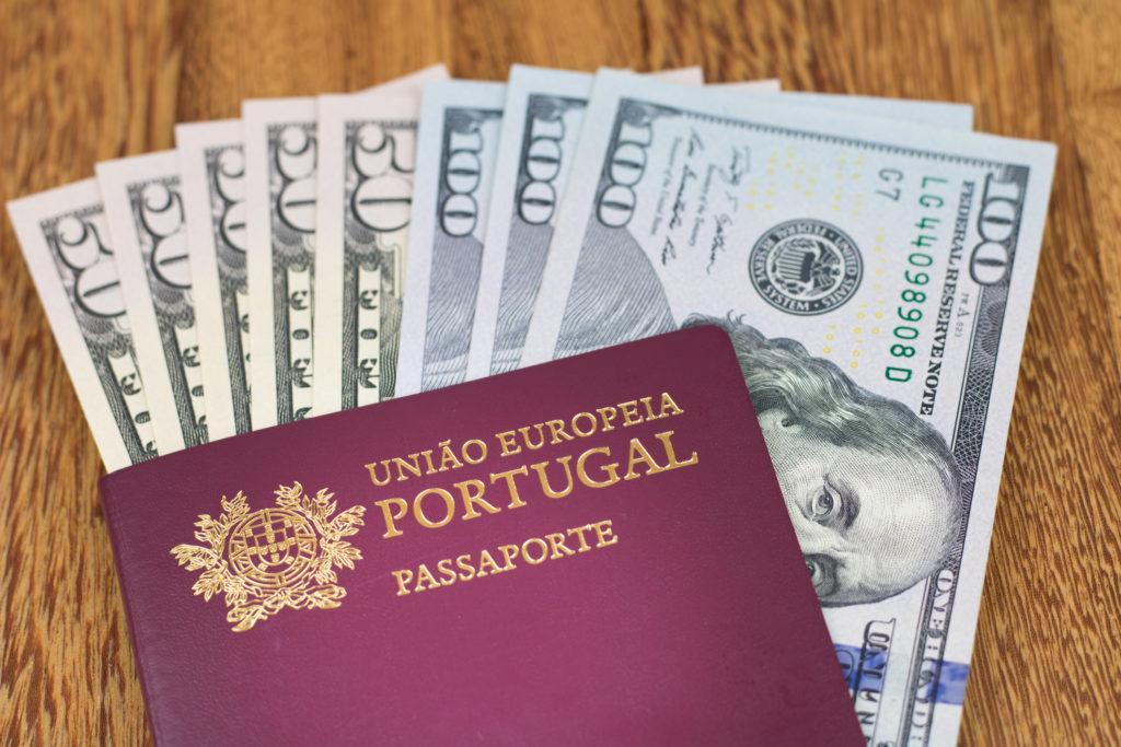 דרכון פורטוגלי מחיר - עו