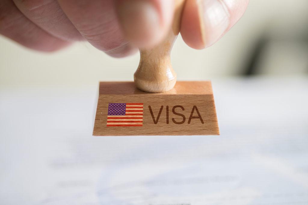 קבלת ויזה לארצות הברית - עו
