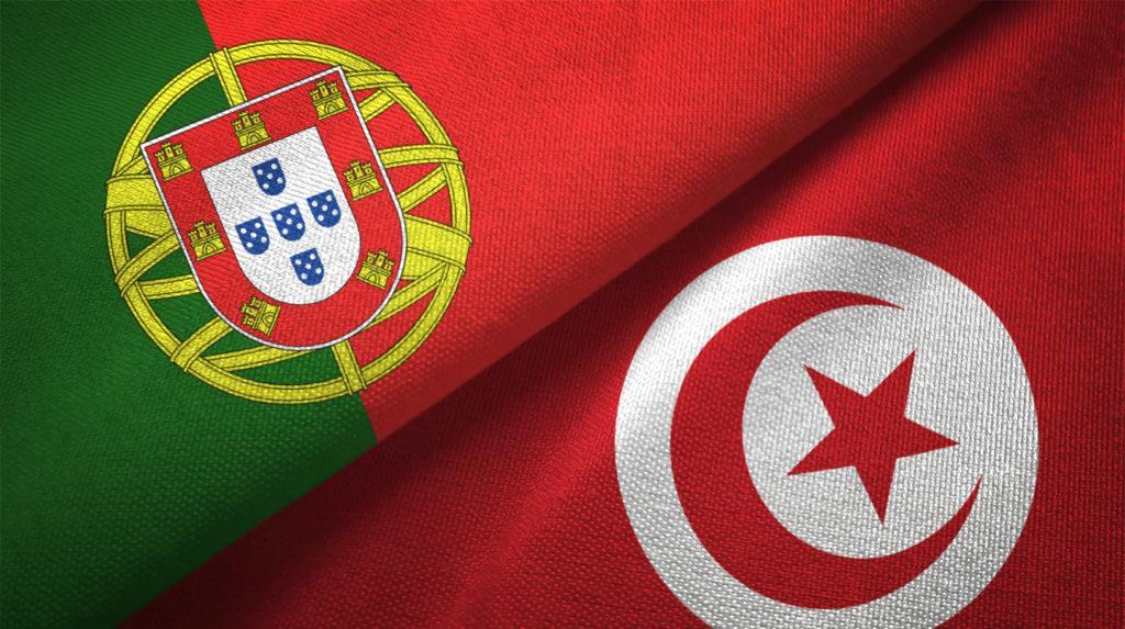 דרכון פורטוגלי ליוצאי טוניס דגל - עו
