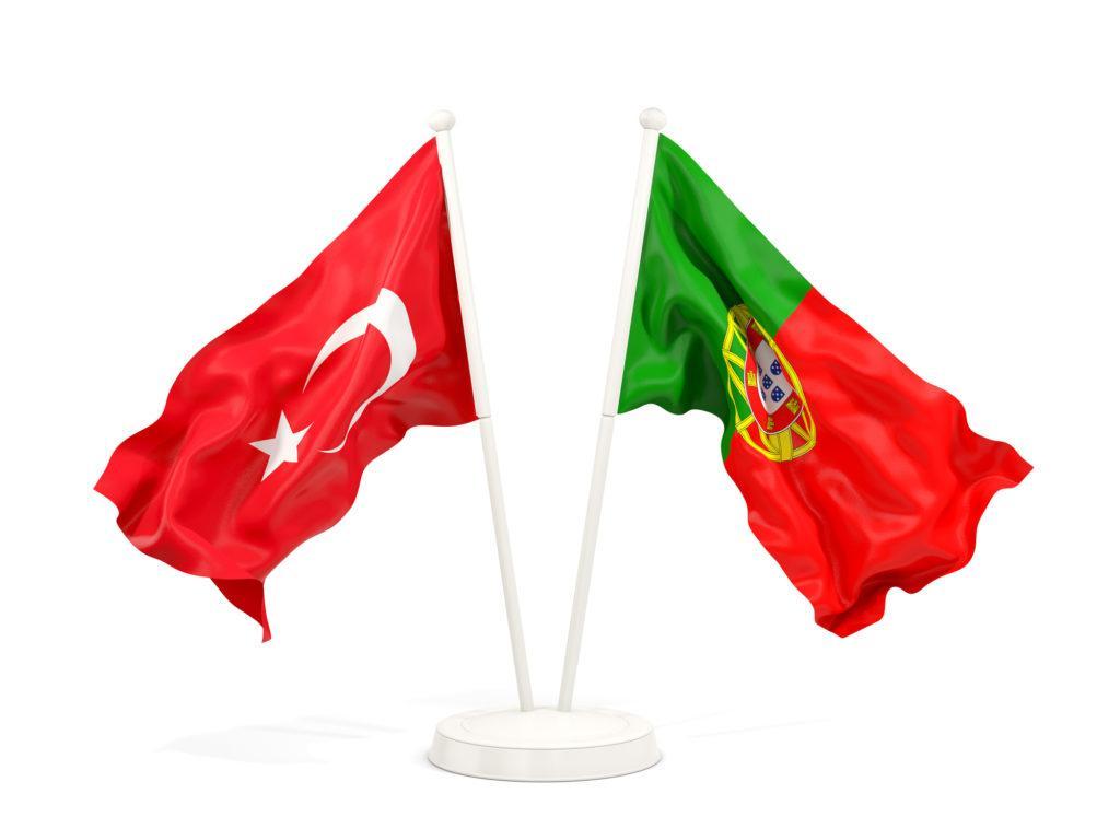 דרכון פורטוגלי ליוצאי טורקיה דגל - עו
