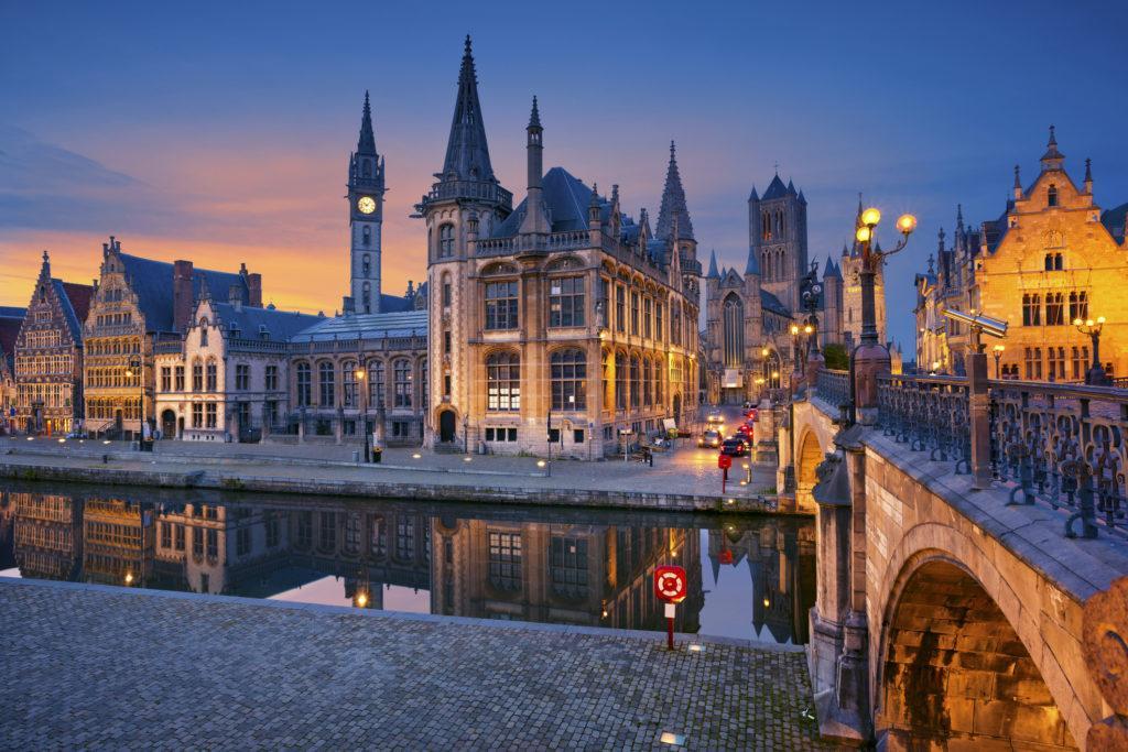 בלגיה עיר הבירה - עו