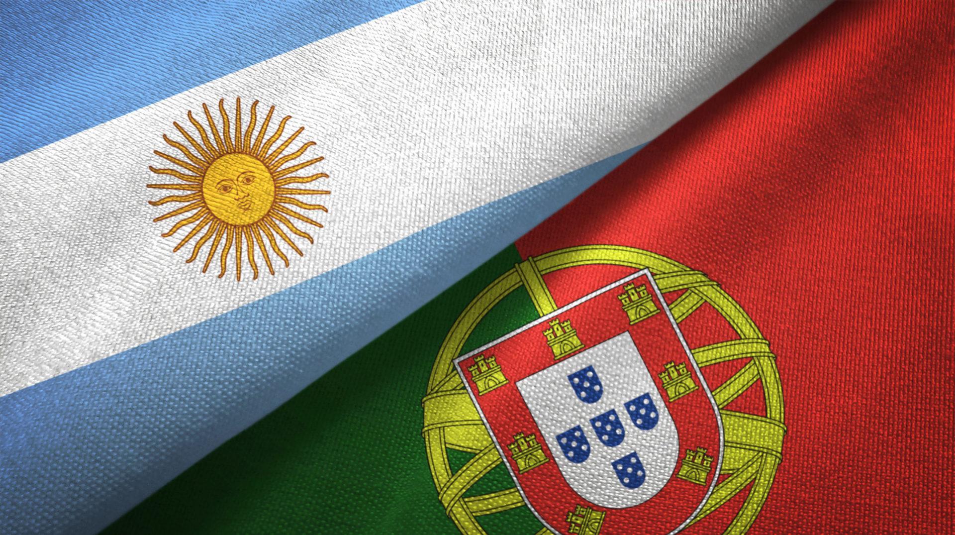 דרכון פורטוגלי ליוצאי ארגנטינה