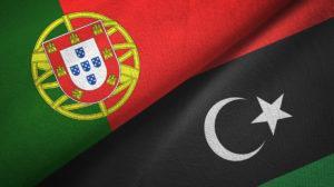 דרגון פורטוגלי ליוצאי לוב דגל - עו