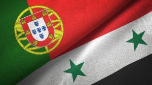 דרכון פורטוגלי ליוצאי סוריה דגל - עו