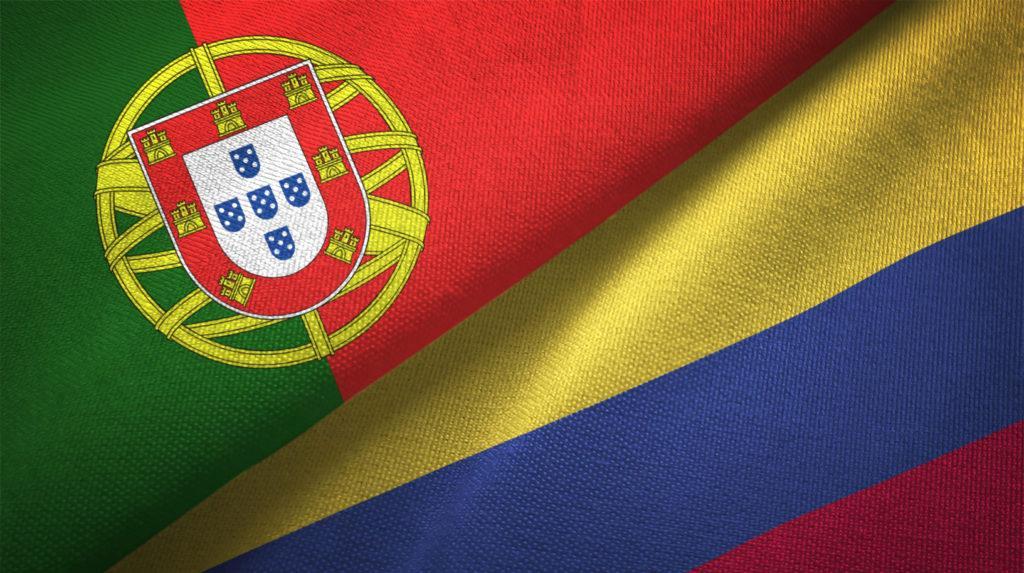 דרכון פורטוגלי ליוצאי קולומביה - עו