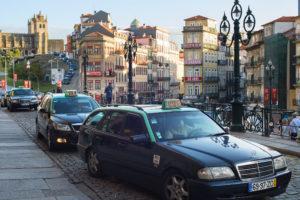 מוניות בפורטוגל - עו