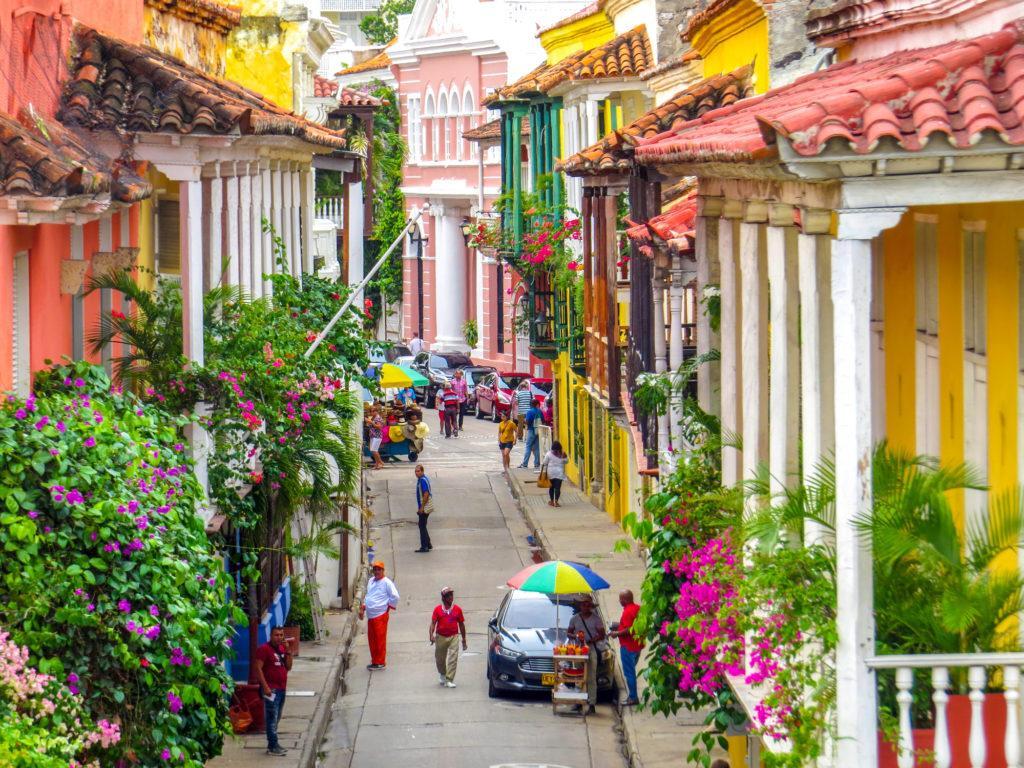 עיר בקולומביה - עו