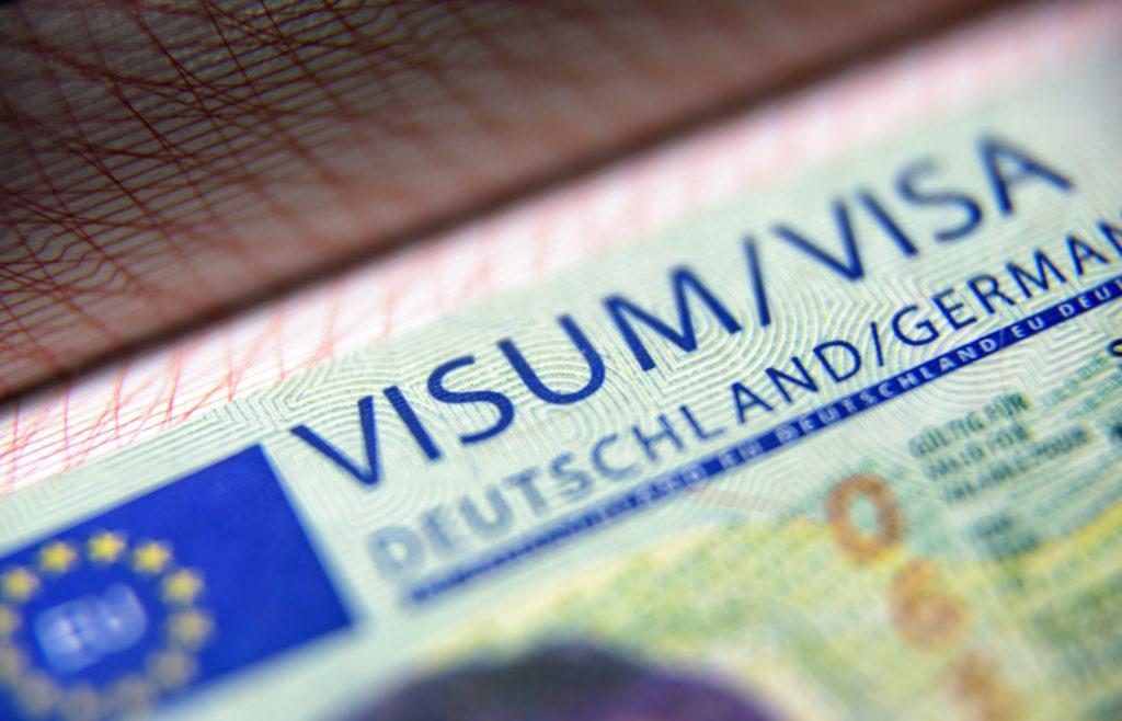 אשרת כניסה לאירופה - עו
