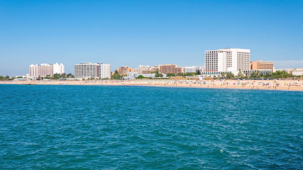 בתי מלון על החוף של פורטוגל - עו