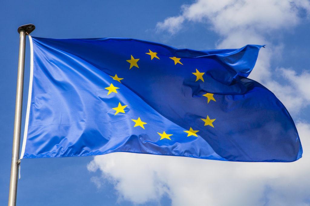 דגל האיחוד האירופאי - עו