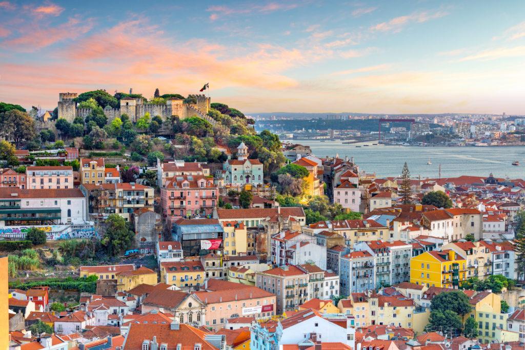 ציור נוף של פורטוגל - עו