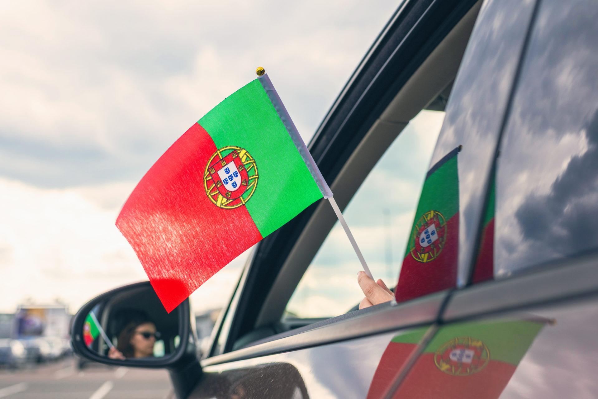 רישיון נהיגה בפורטוגל