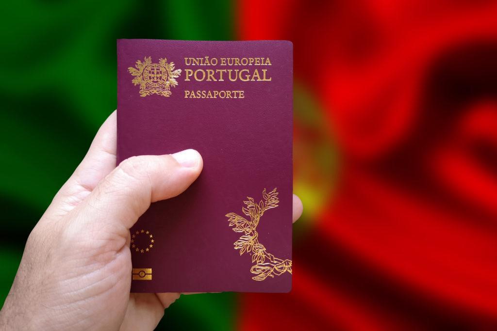 תעודת לידה ודרכון פורטוגלי - עו