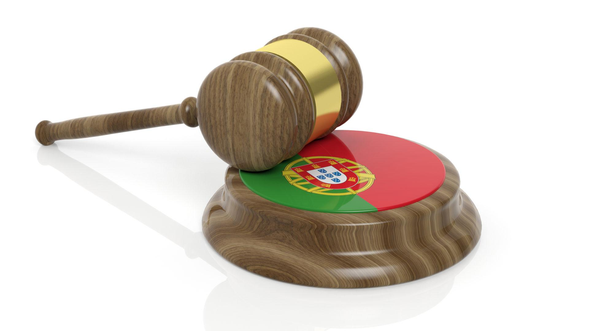 בתי המשפט בפורטוגל