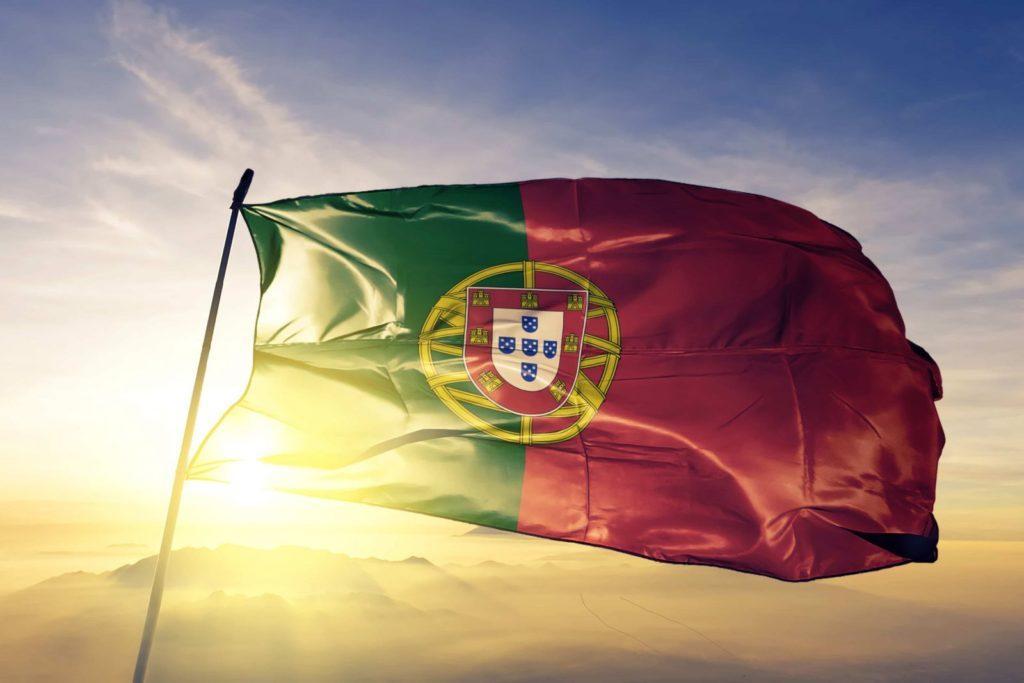 דגל פורטוגל - עו