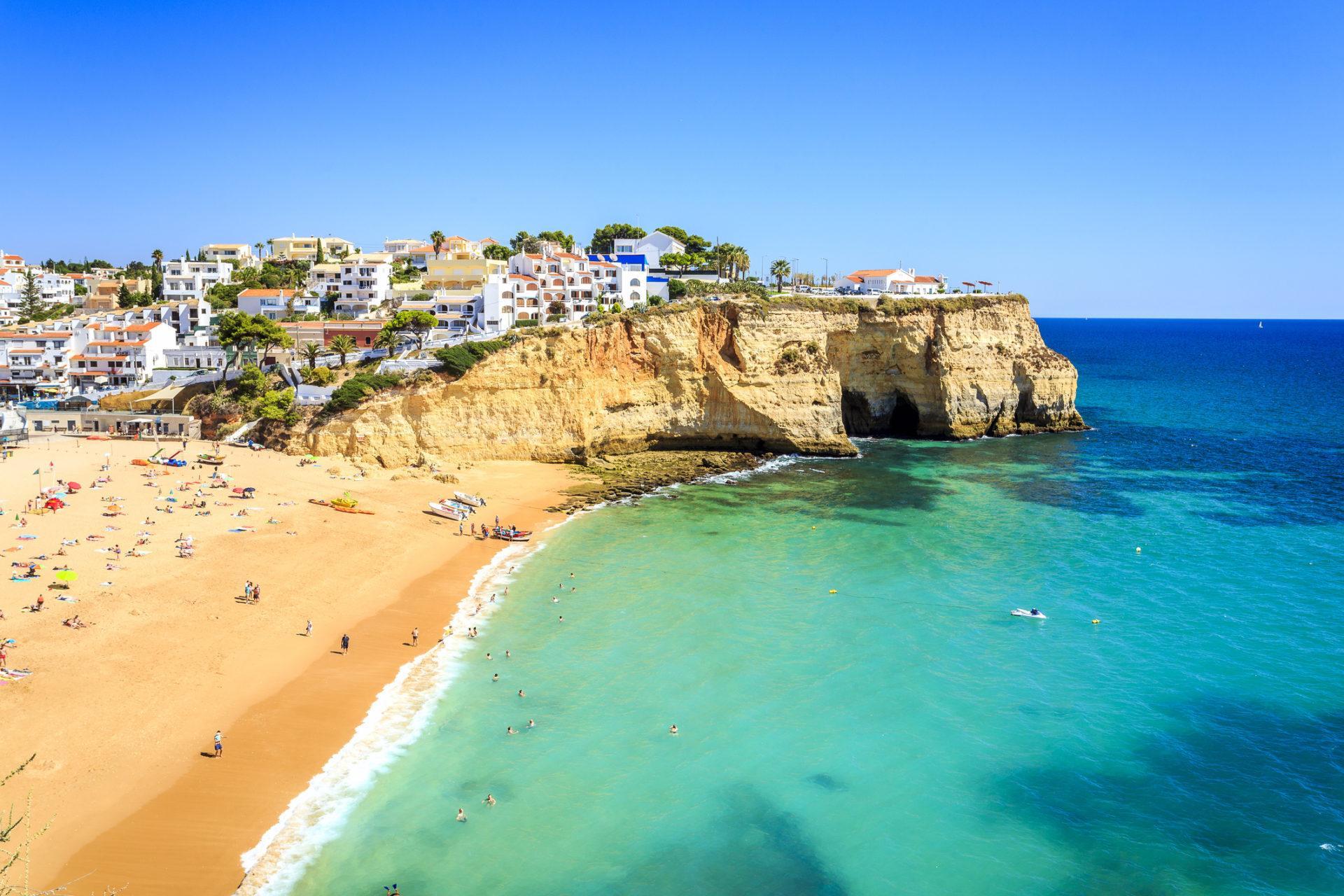 דרום פורטוגל חופים