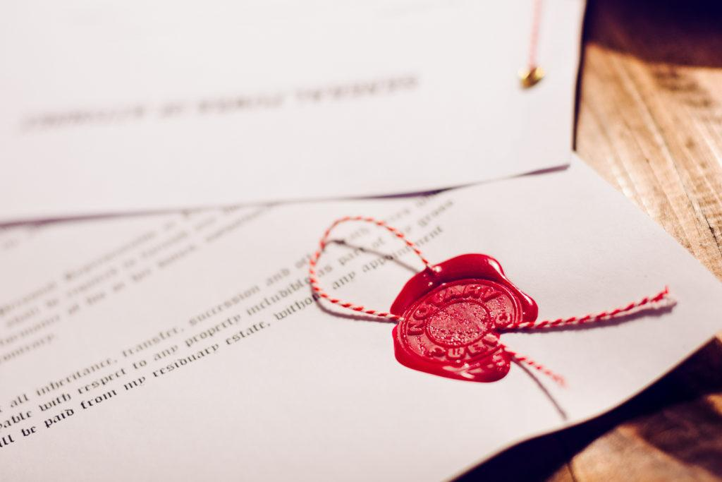 חתימות נוטריוניות לנשואין אזרחיים - עו