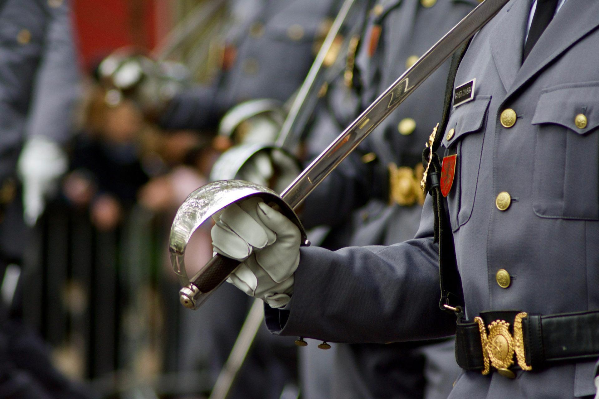 כוחות הביטחון בפורטוגל: