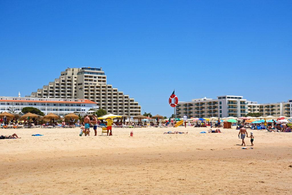 מלונות בחוף של פורטוגל - עו