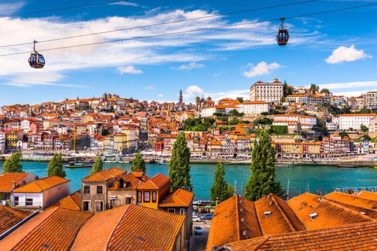 ערים בפורטוגל - עו