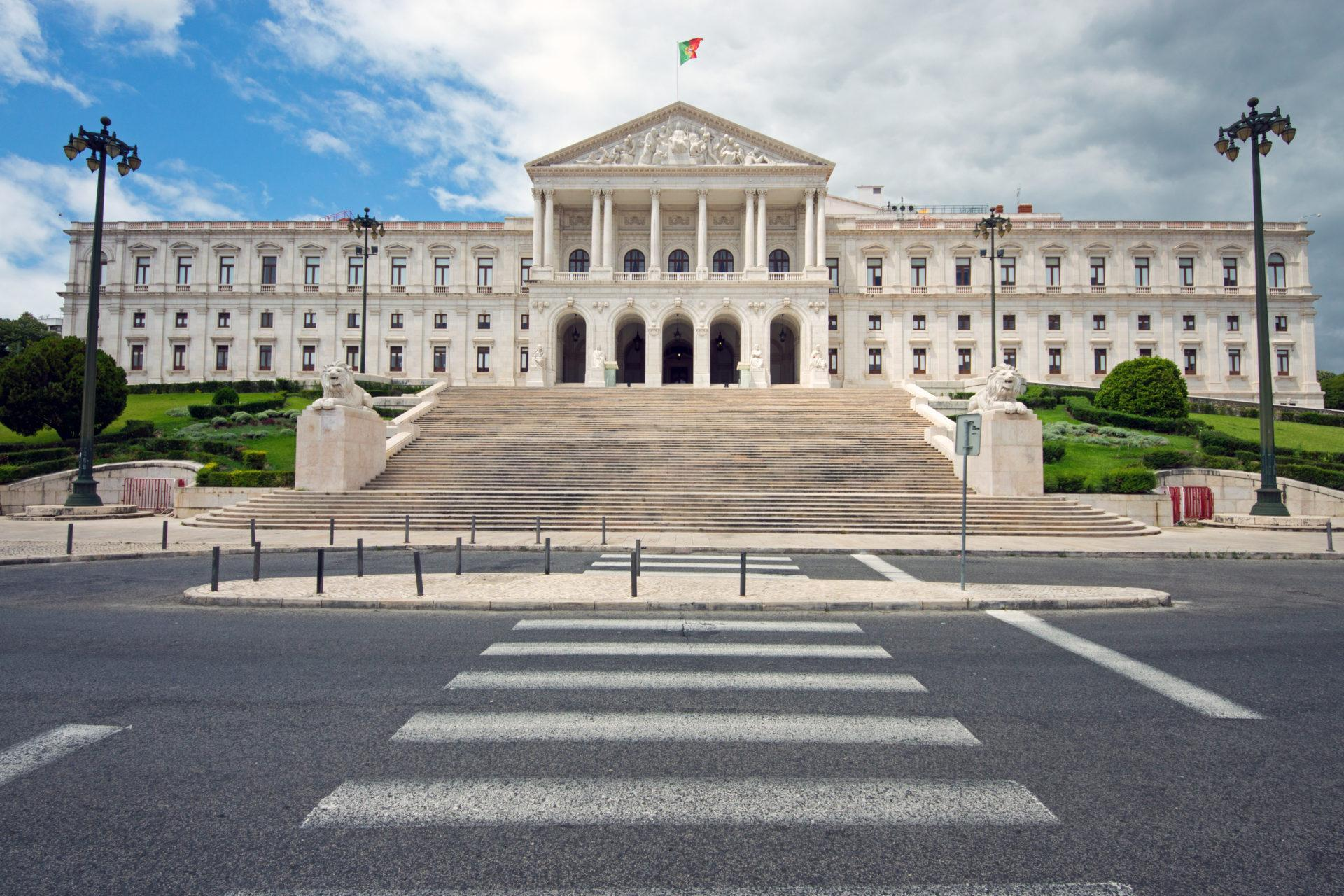 שיטת הממשל בפורטוגל