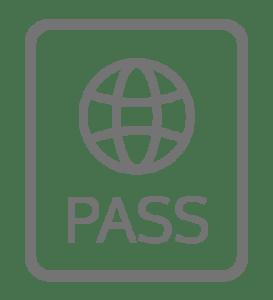 דרכון פורטוגלי - לימודים באיחוד האירופאי בסבסוד חלקי מלא אייקון - עו
