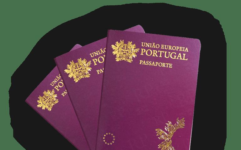 דרכונים פורטוגלים